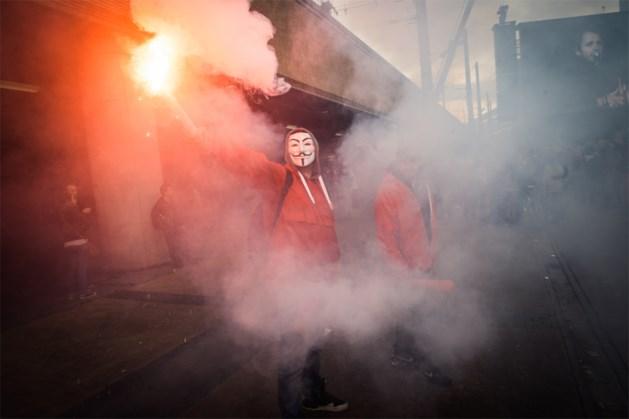 Laatste vier verdachten van rellen tijdens nationale betoging opgepakt