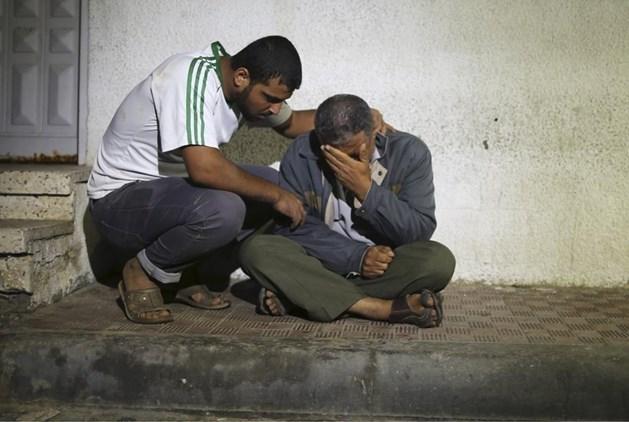 Zwangere vrouw en dochtertje komen om bij Israëlische luchtaanval op Gaza