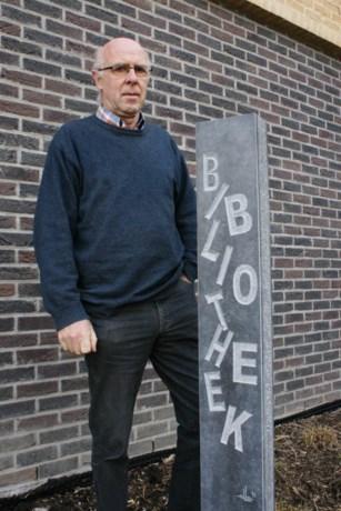 Julien Lekens vertaalt diversiteit bibliotheek in kunstwerk
