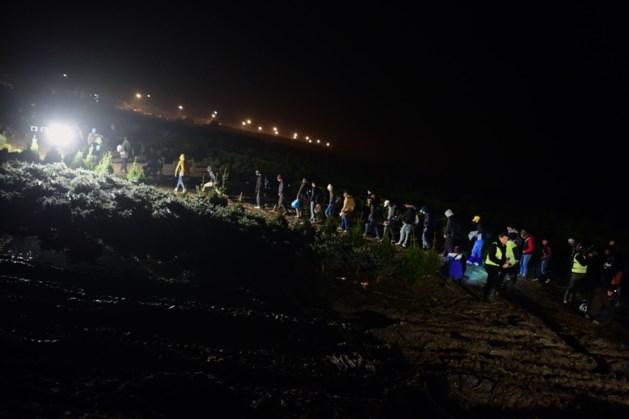 Hongarije sluit grenzen, vluchtelingenroute via Slovenië