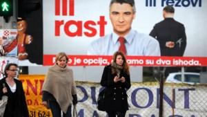 Stembureaus geopend voor parlementsverkiezingen in Kroatië