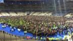 Voetbalfans in Stade de France horen bom ontploffen