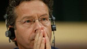 Dijsselbloem: 'Nieuwe schijf noodhulp wordt overgemaakt aan Griekenland'