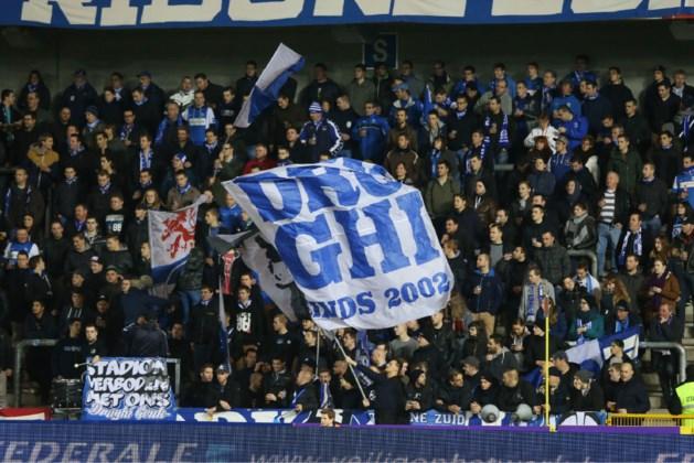 KRC Genk na strafschoppen voorbij Charleroi