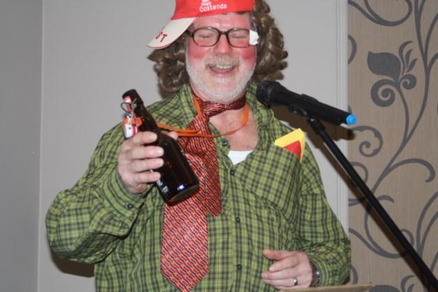 Marc Janssens is zwaar aan de drank