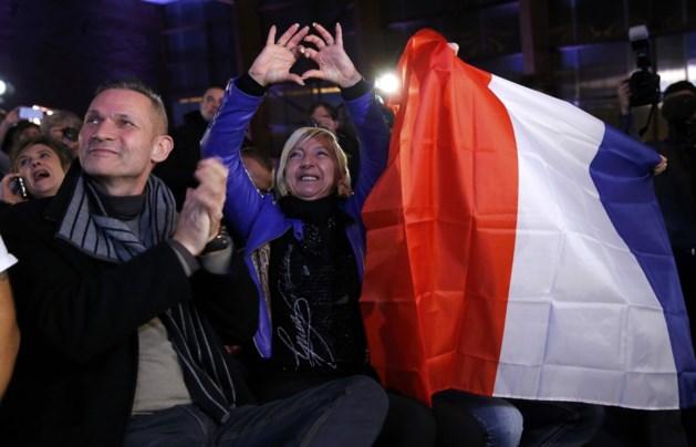 Extreemrechts boekt historisch succes in nasleep van terreur in Frankrijk
