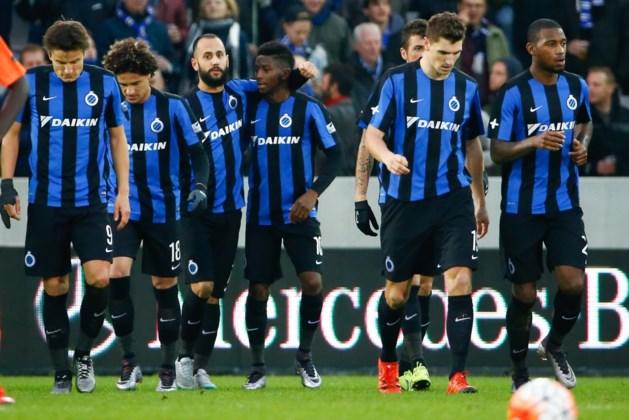 Sterk Club Brugge blijft winnen in eigen huis en is nieuwe leider