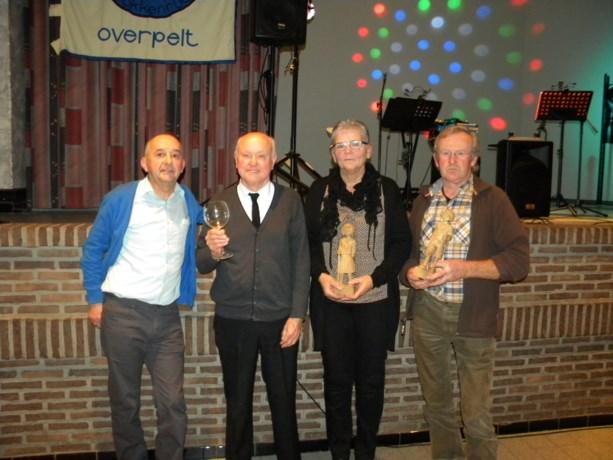 Feest bij Wandelclub De Bokkenrijders Overpelt