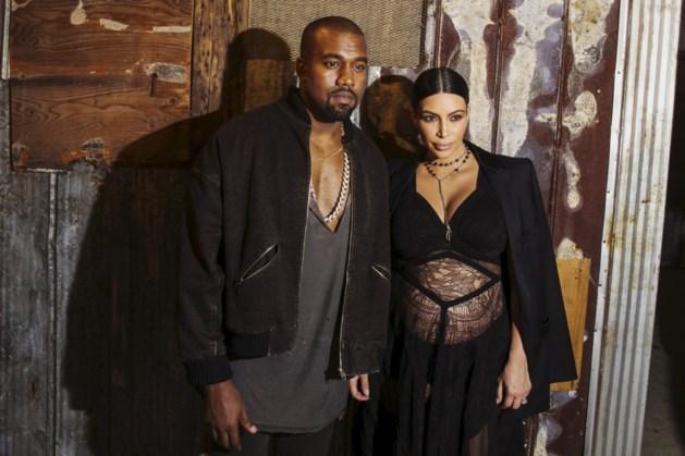 Kim en Kanye geven hun kind weer een opmerkelijke naam