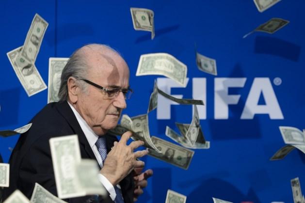 """""""Ook FBI voert onderzoek naar FIFA-voorzitter Sepp Blatter"""""""