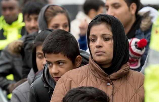 Sinds begin dit jaar al bijna één miljoen vluchtelingen in Duitsland