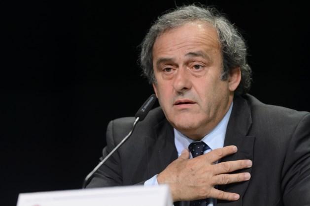 Platini verschijnt dinsdag voor sporttribunaal TAS