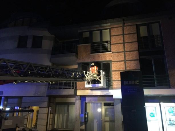 12 appartementen ontruimd bij brand in Bocholt-centrum