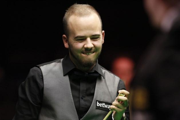Luca Brecel stond nooit hoger op wereldranglijst snooker