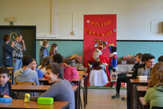 Sinterklaas op bezoek in de PMH