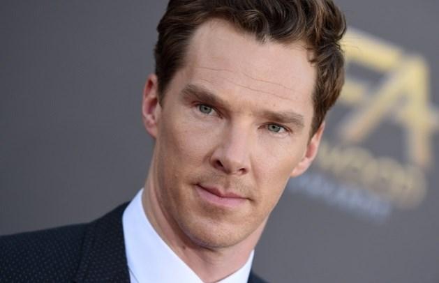 Benedict Cumberbatch schrijft ontroerende brief naar de Kerstman