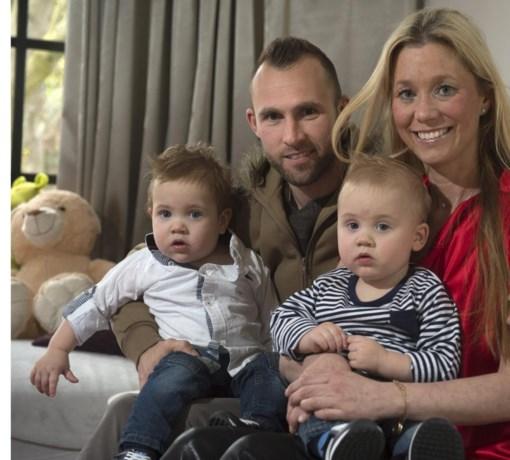 """Vrouw Thomas Buffel krijgt weer chemo: """"Ik blijf vechten voor mijn gezin"""""""