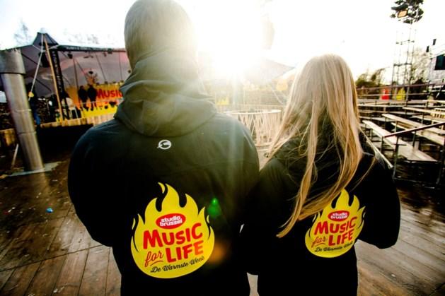 Primeur voor tiende Music For Life: alleen vrouwelijke presentatoren