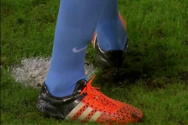 Doelman saboteert succesvol penaltystip