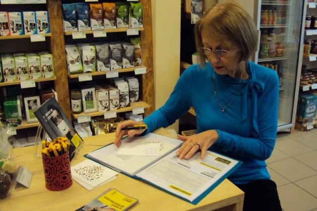 Oxfam-Wereldwinkel schrijft ze vrij met een eerlijke kop koffie