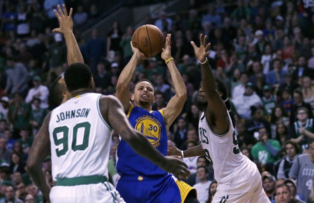 NBA. Golden State blijft ongeslagen na thriller tegen Boston