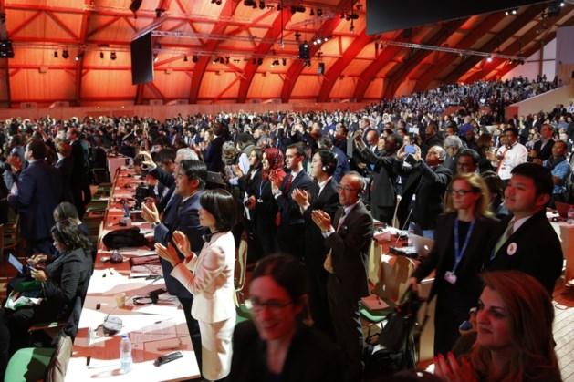 Klimaatakkoord goedgekeurd op Klimaattop Parijs