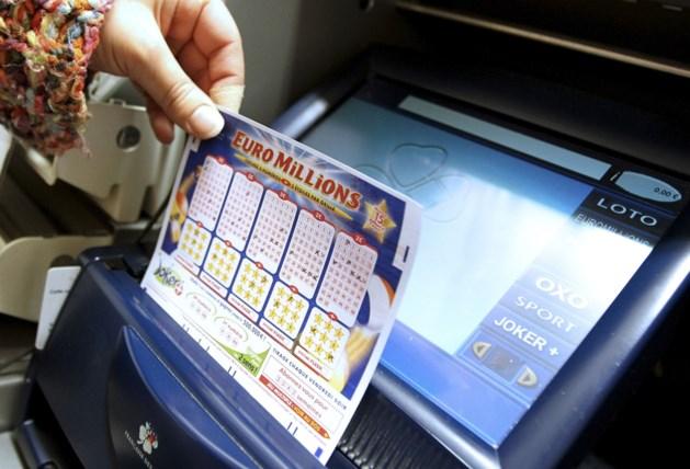 Loterijwinnaars lieten vorig jaar 5,5 miljoen euro winst liggen