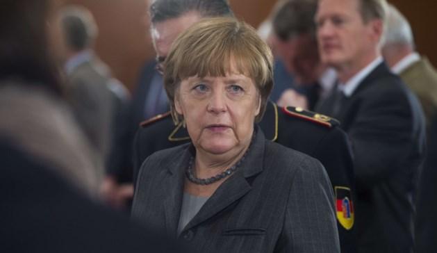 Merkel sluit elke samenwerking met Assad uit tegen IS