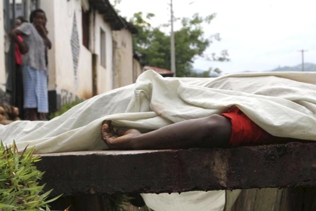 Straten van Burundese hoofdstad bezaaid met dode jongeren