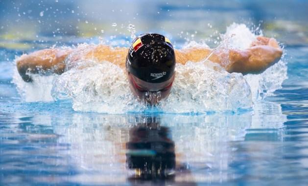 Hendrickx en Vanluchene verbeteren Belgische records 1.500m vrij en 200m wissel (25m)