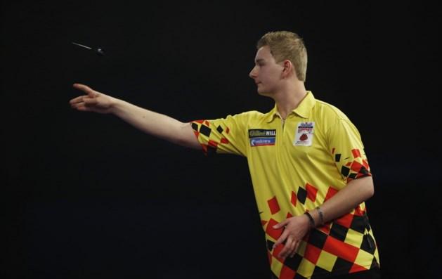 Dimitri Van den Bergh wipt 's wereld nummer negen op WK darts