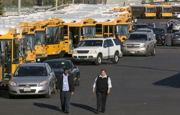 Noodtoestand van kracht in San Bernardino