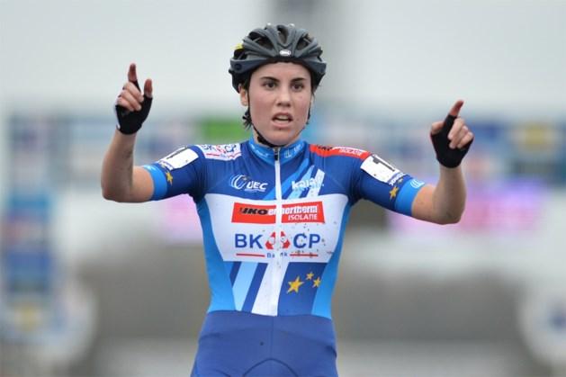 Sanne Cant pakt tiende zege van het seizoen in Antwerpen