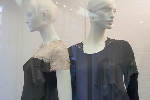 Poppen in Nederlands luxewarenhuis veroorzaken commotie