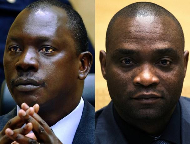 Oorlogsmisdadigers Lubanga en Katanga moeten rest van straf in Congo uitzitten