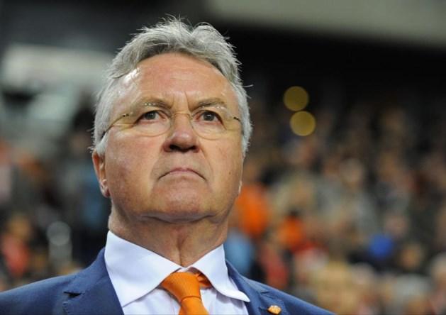 Guus Hiddink volgt Mourinho op bij Chelsea