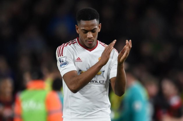 Anthony Martial wint Golden Boy Award