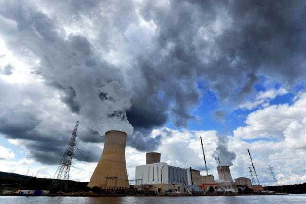 Kerncentrale Tihange ligt stil na brand
