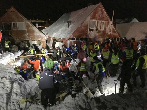 Gewonden en vermisten bij lawine op Noorse eilandengroep