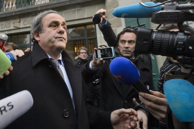 """Strijdvaardige Platini haalt uit naar FIFA: """"Zielig wat ze deden"""""""