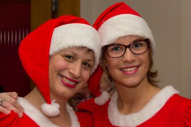 Zevende succesvolle kerstmarkt in WZC Huyse Elckerlyc