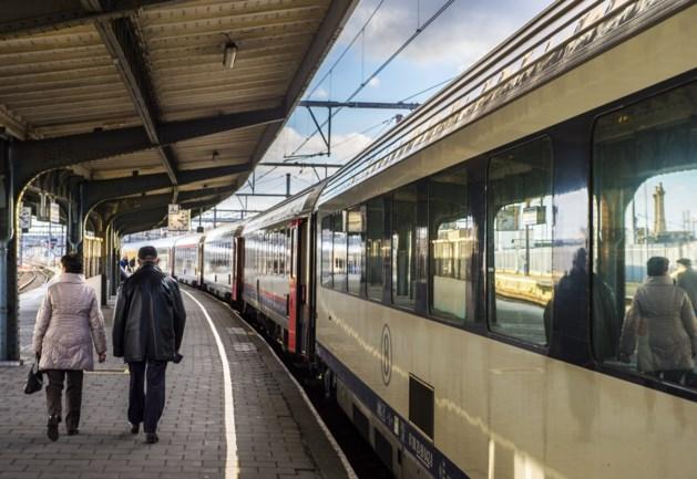 Treinen in november iets minder stipt