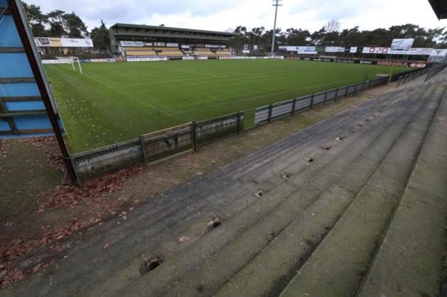 Werken aan stadion Lommel United van start