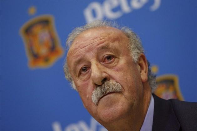 Vicente del Bosque wil na EK op pensioen gaan