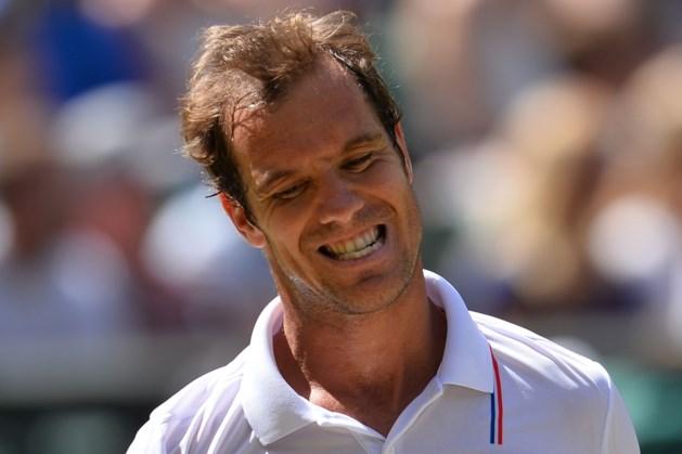 Rugblessure houdt Gasquet ook weg van Australian Open