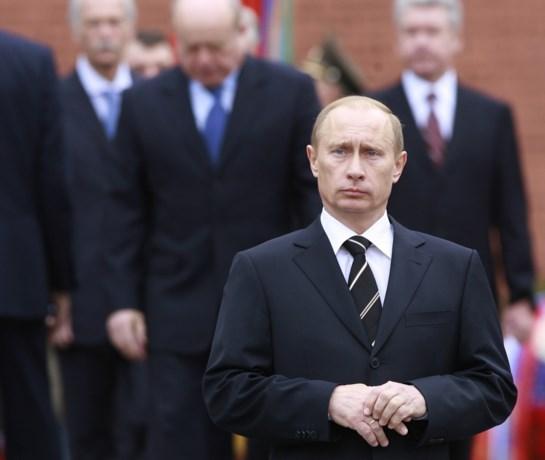 Kremlin geeft boek met toespraken van Poetin als nieuwjaarscadeau
