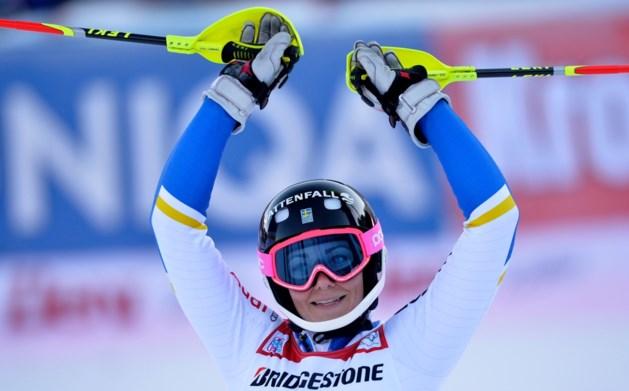 Hansdotter pakt de zege in slalom in Lienz