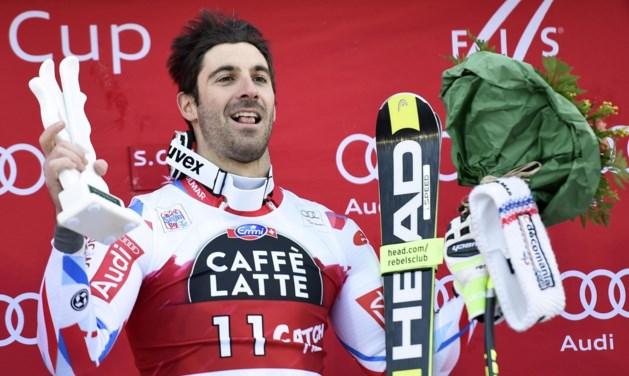Fransman Théaux is de snelste in afdaling in Italië