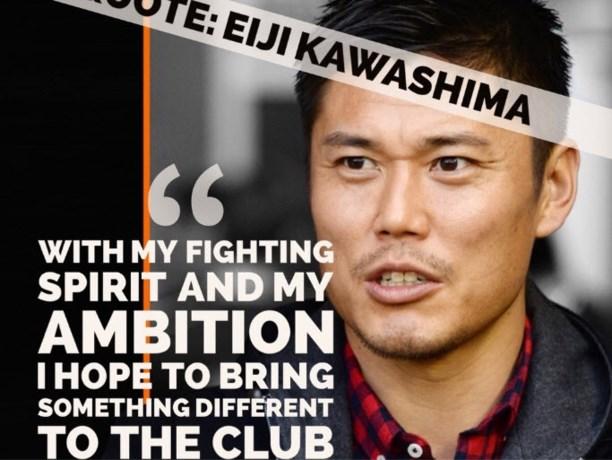 Kawashima wil carrière herlanceren bij Dundee