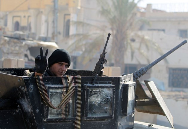 Strijders soennitische stammen ingezet in Ramadi